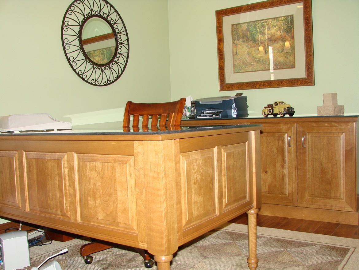 Desks and Credenzas