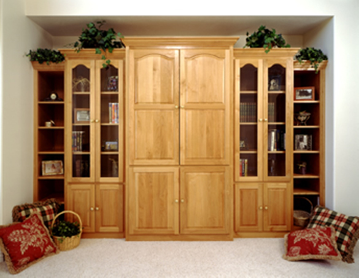 Entertainment Center Cabinetry