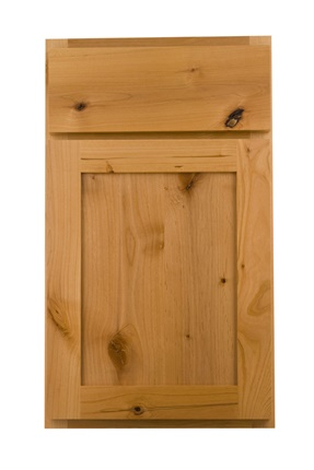 Pioneer Knotty Alder Natural