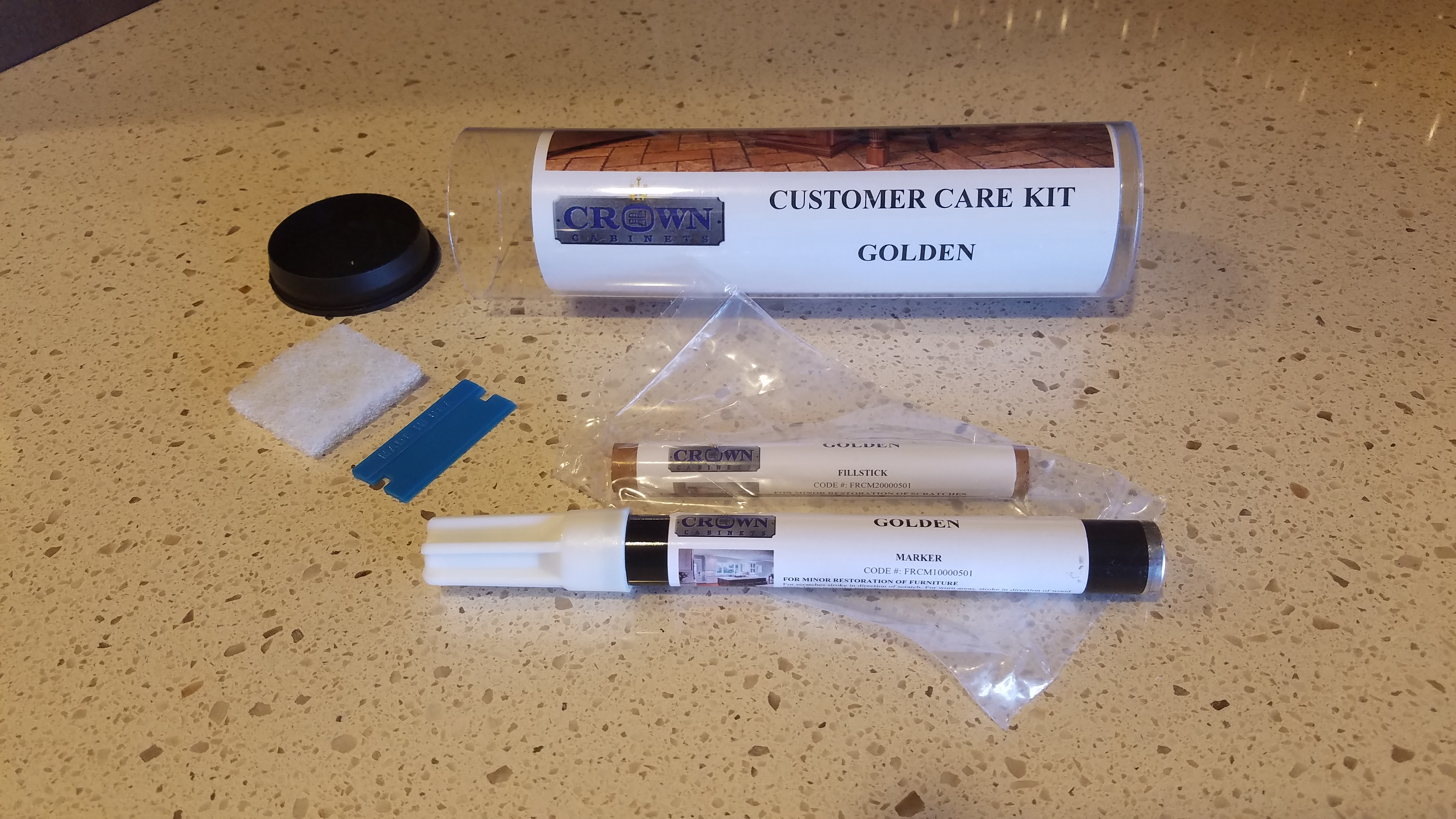 Touch Up Kits
