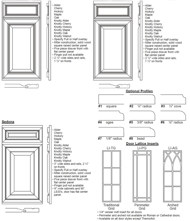 Crown Door Specs